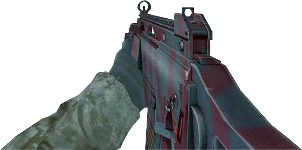 File:G36C Red tiger CoD4.png