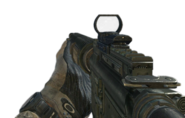 M16A4 Red Dot Sight MW3