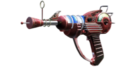 Menu zm weapons raygun big