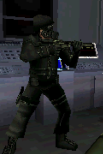 O'leary standing CoD4 DS