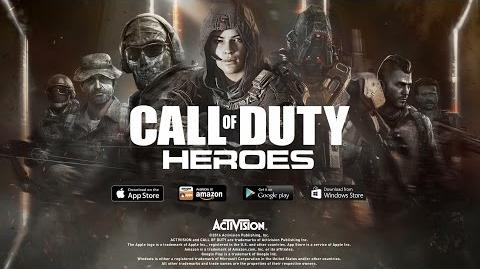Official Call of Duty Heroes – Perks and Challenge Mode Trailer