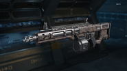Haymaker 12 Gunsmith model Dust Camouflage BO3