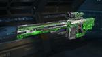 SVG-100 Weaponized 115 BO3