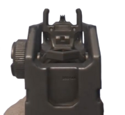 BOS14 Iron Sights MWR