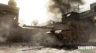M1 Abrams Remastered