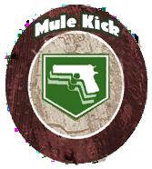 Mule Kick emblem