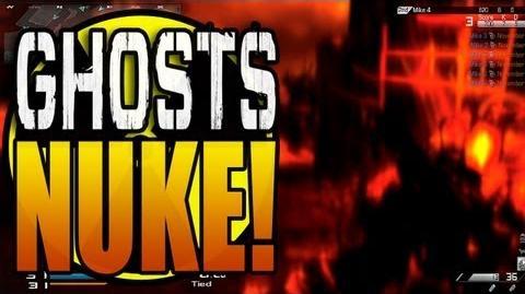 NUKE KILLSTREAK GAMEPLAY! Call of Duty Ghosts KEM Odin Strike Tutorial How to Get (COD Ghost MOAB)