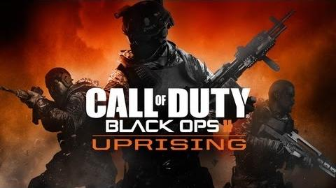Ghost K8/Uprising - подробности о новом DLC для BO II