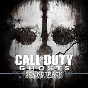 Call of Duty Ghosts Soundtrack Album Cover