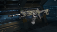ICR-1 Gunsmith Model Stealth Camouflage BO3