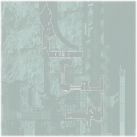 Mind the Gap minimap station MW3