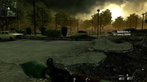 Modern Warfare 2. Браво-Подсчет трупов (прохождение на ветеране, побит Рекорд IW)