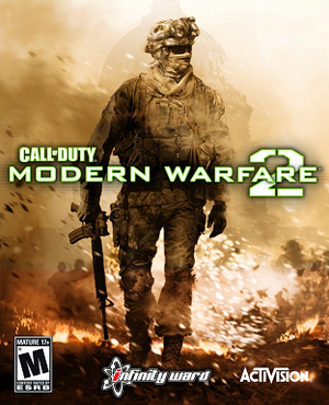 Modern Warfare 2 cover