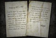 Nikolai letters 1918