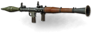 RPG-7 menu icon MW3