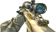 Barrett .50cal Desert CoD4