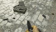 Call of Duty Modern Warfare 2019 ящик экипировки развалившийся