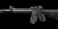 M16A4 menu icon CoD4