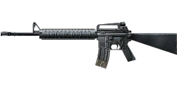 File:M16A4 menu icon CoD4.png