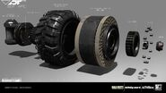 SDF APC Wheels by Benjamin Last IW