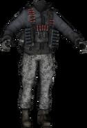 TF141 Arctic Shotgun MW2