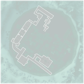 The Gulag minimap 3 MW2