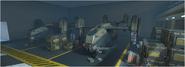 VTOL DRone Hanger Stronghold BO3