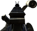 AUG HBAR Iron Sights MW2