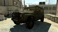 CODMW2 MP Fuel UAZ3151