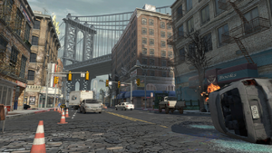 Intersection loadscreen MW3