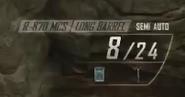 Long Barrel Attachment BOII