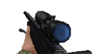 M40A3 First Person MW3DS