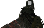 MP5K Holographic Sight MW2