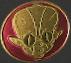 Red Souvenir Coin HUD IW