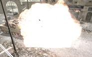 Abrams firing main cannon2