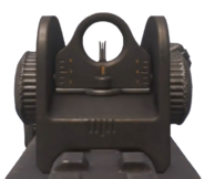 Bered MK8 Iron Sights MWR
