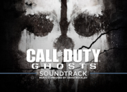 Ghosts soundtrack cover art