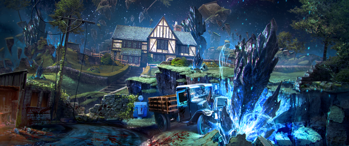 new map bo3 zombies