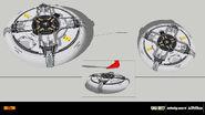 Transponder concept IW