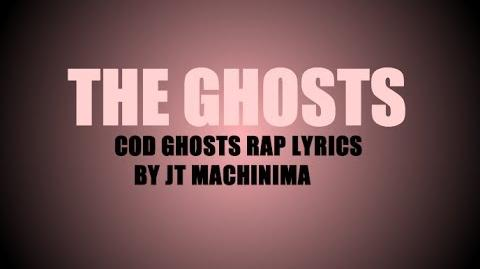 """The Ghosts"" CoD Ghosts Rap LYRIC VIDEO - by JT Machinima"