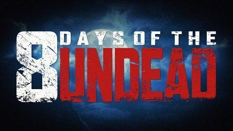 "Call of Duty® Black Ops III - официальный ролик ""8 дней нежити"" RU"