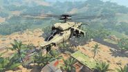 Friendly Attack Helicopter BO4