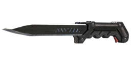 Menu mp weapons ballistic knife big