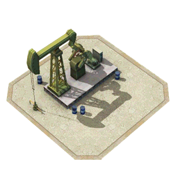 Oil Pumps menu icon CoDH