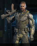 Ruin Brute Force outfit BO3