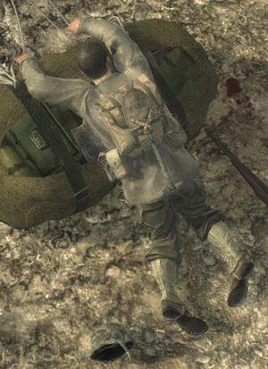 Американский солдат (Точка излома)