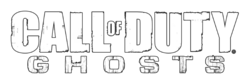 Call of Duty Ghosts Logo