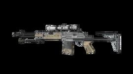 M14 EBR model mw3