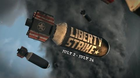 "Official Call of Duty® WWII - ""Liberty Strike"" Community Event Trailer"