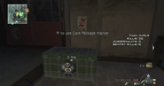 Classified intel crates Special Delivery MW3